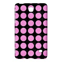 Circles1 Black Marble & Pink Colored Pencil (r) Samsung Galaxy Tab 4 (8 ) Hardshell Case  by trendistuff