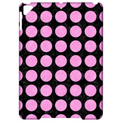 Circles1 Black Marble & Pink Colored Pencil (r) Apple Ipad Pro 9 7   Hardshell Case