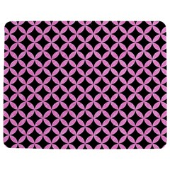 Circles3 Black Marble & Pink Colored Pencil (r) Jigsaw Puzzle Photo Stand (rectangular) by trendistuff