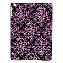 Damask1 Black Marble & Pink Colored Pencil (r) Ipad Air Hardshell Cases