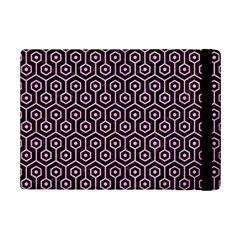 Hexagon1 Black Marble & Pink Colored Pencil (r) Ipad Mini 2 Flip Cases by trendistuff