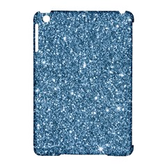 New Sparkling Glitter Print F Apple Ipad Mini Hardshell Case (compatible With Smart Cover) by MoreColorsinLife