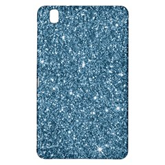 New Sparkling Glitter Print F Samsung Galaxy Tab Pro 8 4 Hardshell Case by MoreColorsinLife