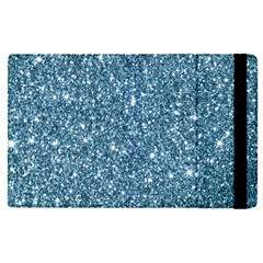 New Sparkling Glitter Print F Apple Ipad Pro 9 7   Flip Case by MoreColorsinLife
