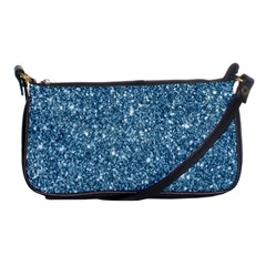 New Sparkling Glitter Print F Shoulder Clutch Bags by MoreColorsinLife