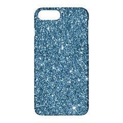 New Sparkling Glitter Print F Apple Iphone 7 Plus Hardshell Case by MoreColorsinLife