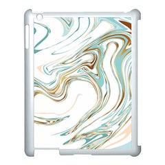 Abstract Marble 1 Apple Ipad 3/4 Case (white) by tarastyle
