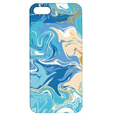 Abstract Marble 2 Apple Iphone 5 Hardshell Case With Stand by tarastyle