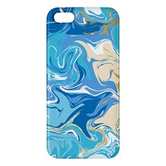 Abstract Marble 2 Iphone 5s/ Se Premium Hardshell Case by tarastyle