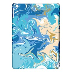 Abstract Marble 2 Ipad Air Hardshell Cases by tarastyle