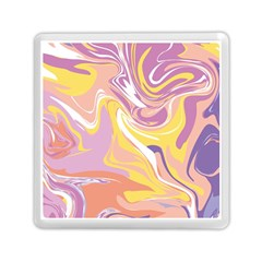 Abstract Marble 5 Memory Card Reader (square)  by tarastyle