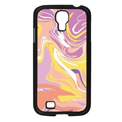 Abstract Marble 5 Samsung Galaxy S4 I9500/ I9505 Case (black) by tarastyle