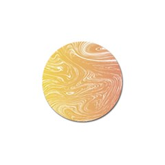 Abstract Marble 6 Golf Ball Marker (4 Pack) by tarastyle