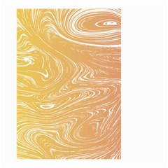 Abstract Marble 6 Small Garden Flag (two Sides) by tarastyle