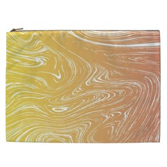 Abstract Marble 6 Cosmetic Bag (xxl)  by tarastyle