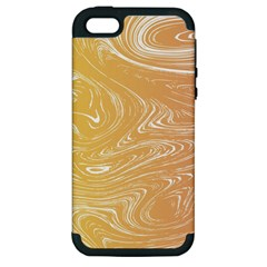 Abstract Marble 6 Apple Iphone 5 Hardshell Case (pc+silicone) by tarastyle