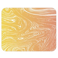Abstract Marble 6 Double Sided Flano Blanket (medium)  by tarastyle