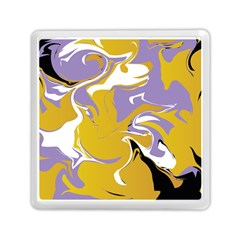 Abstract Marble 7 Memory Card Reader (square)  by tarastyle