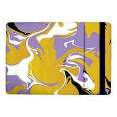 Abstract Marble 7 Samsung Galaxy Tab Pro 10 1  Flip Case by tarastyle