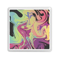 Abstract Marble 8 Memory Card Reader (square)  by tarastyle