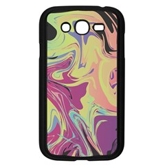 Abstract Marble 8 Samsung Galaxy Grand Duos I9082 Case (black) by tarastyle