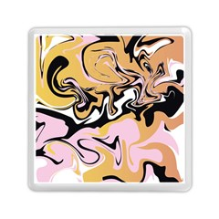 Abstract Marble 9 Memory Card Reader (square)  by tarastyle