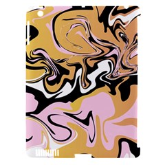 Abstract Marble 9 Apple Ipad 3/4 Hardshell Case (compatible With Smart Cover) by tarastyle