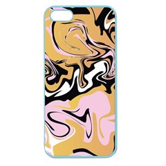 Abstract Marble 9 Apple Seamless Iphone 5 Case (color) by tarastyle