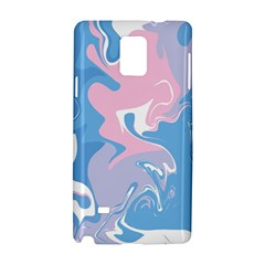 Abstract Marble 10 Samsung Galaxy Note 4 Hardshell Case by tarastyle