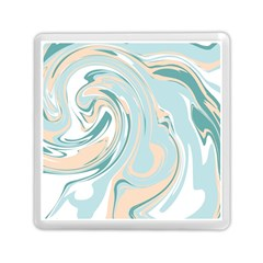 Abstract Marble 11 Memory Card Reader (square)  by tarastyle