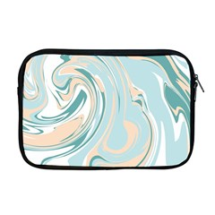 Abstract Marble 11 Apple Macbook Pro 17  Zipper Case
