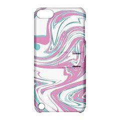 Abstract Marble 12 Apple Ipod Touch 5 Hardshell Case With Stand by tarastyle