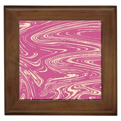 Abstract Marble 14 Framed Tiles by tarastyle