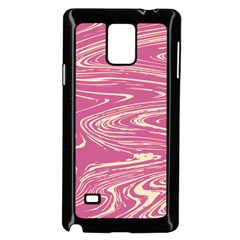 Abstract Marble 14 Samsung Galaxy Note 4 Case (black)