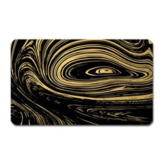 Abstract Marble 15 Magnet (rectangular) by tarastyle