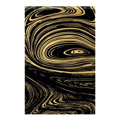 Abstract Marble 15 Shower Curtain 48  X 72  (small)  by tarastyle