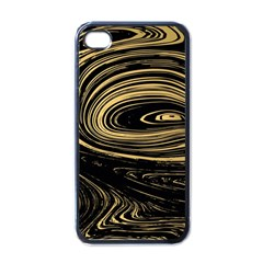 Abstract Marble 15 Apple Iphone 4 Case (black) by tarastyle