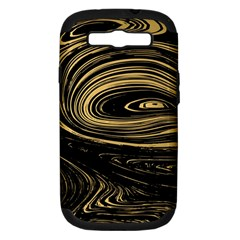 Abstract Marble 15 Samsung Galaxy S Iii Hardshell Case (pc+silicone) by tarastyle
