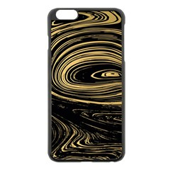 Abstract Marble 15 Apple Iphone 6 Plus/6s Plus Black Enamel Case by tarastyle