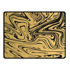 Abstract Marble 16 Fleece Blanket (small) by tarastyle