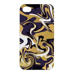 Abstract Marble 17 Apple Iphone 4/4s Hardshell Case by tarastyle