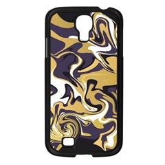 Abstract Marble 17 Samsung Galaxy S4 I9500/ I9505 Case (black) by tarastyle