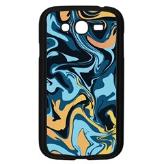 Abstract Marble 18 Samsung Galaxy Grand Duos I9082 Case (black) by tarastyle
