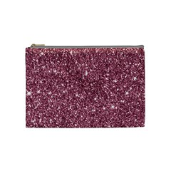New Sparkling Glitter Print C Cosmetic Bag (medium)  by MoreColorsinLife