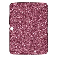 New Sparkling Glitter Print C Samsung Galaxy Tab 3 (10 1 ) P5200 Hardshell Case  by MoreColorsinLife