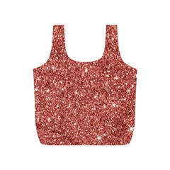 New Sparkling Glitter Print B Full Print Recycle Bags (s)  by MoreColorsinLife