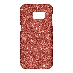 New Sparkling Glitter Print B Samsung Galaxy S7 Hardshell Case  by MoreColorsinLife