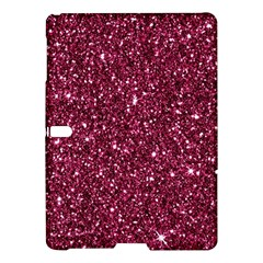 New Sparkling Glitter Print J Samsung Galaxy Tab S (10 5 ) Hardshell Case  by MoreColorsinLife