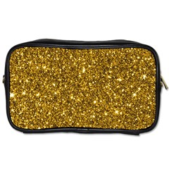 New Sparkling Glitter Print I Toiletries Bags 2 Side by MoreColorsinLife