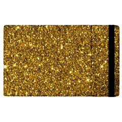 New Sparkling Glitter Print I Apple Ipad Pro 12 9   Flip Case by MoreColorsinLife